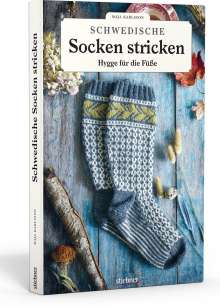 Maja Karlsson: Schwedische Socken stricken, Buch