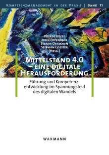 Mittelstand 4.0 - eine digitale Herausforderung, Buch