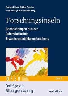 Forschungsinseln, Buch