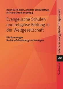 Evangelische Schulen und religiöse Bildung in der Weltgesellschaft, Buch
