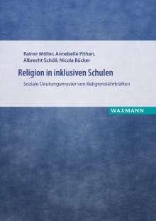 Rainer Möller: Religion in inklusiven Schulen, Buch