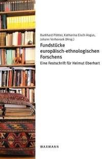 Fundstücke europäisch-ethnologischen Forschens, Buch
