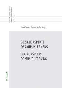 Soziale Aspekte des MusiklernensSocial Aspects of Music Learning, Buch