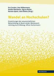 Wandel an Hochschulen?, Buch