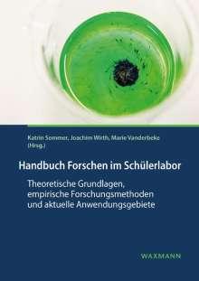 Handbuch Forschen im Schülerlabor, Buch