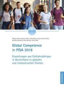 Mirjam Weis: Global Competence in PISA 2018, Buch