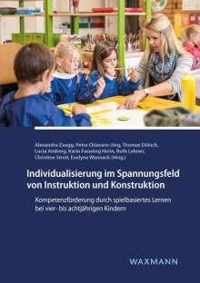 Individualisierung im Spannungsfeld von Instruktion und Konstruktion, Buch