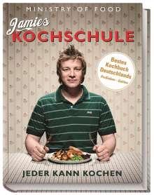Jamie Oliver: Jamies Kochschule, Buch