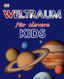 Weltraum für clevere Kids, Buch