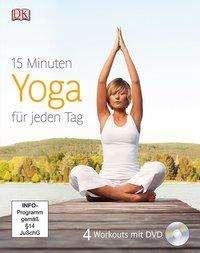 15 Minuten Yoga für jeden Tag, Buch