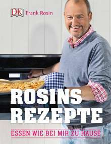 Frank Rosin: Rosins Rezepte, Buch
