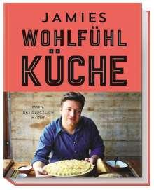 Jamie Oliver: Jamies Wohlfühlküche, Buch