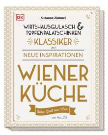 Susanne Zimmel: Wiener Küche, Buch
