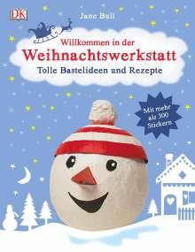 Jane Bull: Willkommen in der Weihnachtswerkstatt, Buch