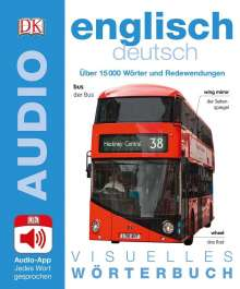 Visuelles Wörterbuch Englisch Deutsch, Buch