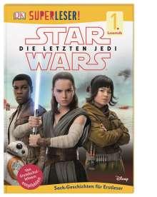 Ruth Amos: SUPERLESER! Star Wars(TM) Die letzten Jedi, Buch