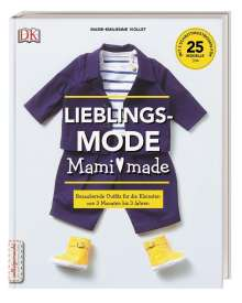 Marie-Emilienne Viollet: Lieblingsmode Mami made, Buch