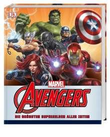 Scott Beatty: MARVEL Avengers Die größten Superhelden aller Zeiten, Buch