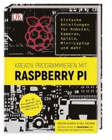 Kirsten Kearney: Kreativ programmieren mit Raspberry Pi, Buch