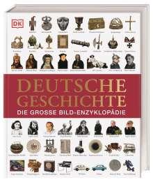 Steinacher Roland: Deutsche Geschichte, Buch