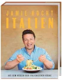 Jamie Oliver: Jamie kocht Italien, Buch