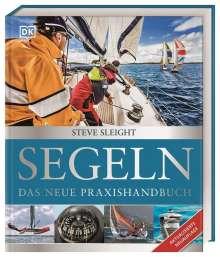 Steve Sleight: Segeln, Buch
