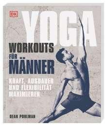 Dean Pohlman: Yoga-Workouts für Männer, Buch