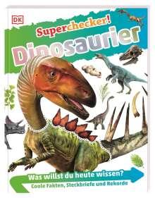 Superchecker! Dinosaurier, Buch