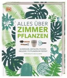 Fran Bailey: Alles über Zimmerpflanzen, Buch