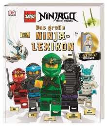 Arie Kaplan: LEGO® NINJAGO® Das große Ninja-Lexikon, Buch