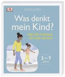 Tanith Carey: Was denkt mein Kind?, Buch