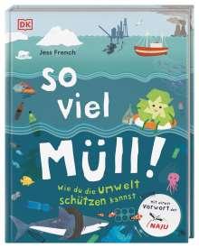 Jess French: So viel Müll!, Buch