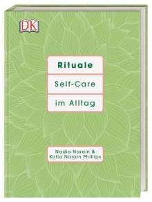 Nadia Narain: Rituale, Buch