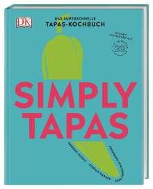 José Francisco Rodriguez: Simply Tapas, Buch