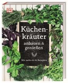 Jeff Cox: Küchenkräuter anbauen und genießen, Buch