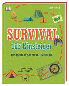 Colin Towell: Survival für Einsteiger, Buch