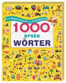 1000 erste Wörter, Buch