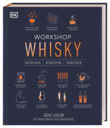 Eddie Ludlow: Workshop Whisky, Buch