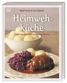 Birgit Hamm: Heimwehküche, Buch