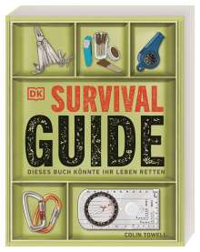 Colin Towell: Survival-Guide, Buch