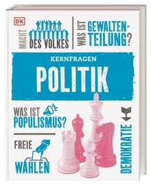 Simon Adams: Kernfragen. Politik, Buch