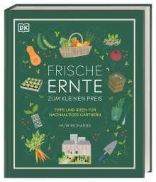 Huw Richards: Frische Ernte zum kleinen Preis, Buch