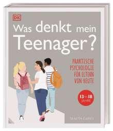 Tanith Carey: Was denkt mein Teenager?, Buch