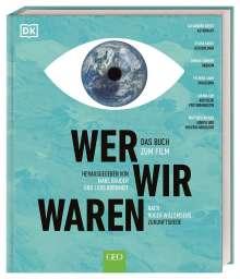Alexander Gerst: WER WIR WAREN - Das Buch zum Film, Buch