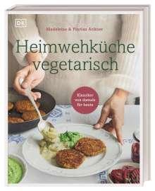 Madeleine Ankner: Heimwehküche vegetarisch, Buch
