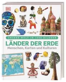 Andrea Mills: Unsere Welt in 1000 Bildern. Länder der Erde, Buch