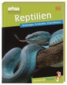 Colin McCarthy: memo Wissen entdecken. Reptilien, Buch