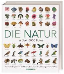 Die Natur in über 5000 Fotos, Buch