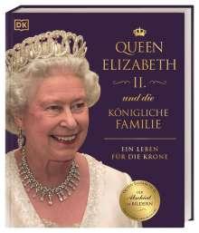 Susan Kennedy: Queen Elizabeth II. und die königliche Familie, Buch