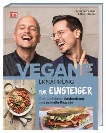 Niko Rittenau: Vegane Ernährung für Einsteiger, Buch